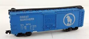 ARNOLD-Rapido-GN-Great-Northern-38714-50-039-Box-Car-N-Scale-Train-Car
