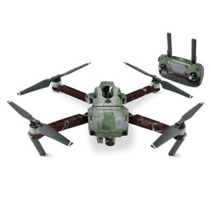 DJI Mavic Pro Wrap - Slave I by Drone Squadron - Sticker Skin Decal