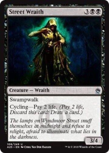 Street Wraith (108/249) - Masters 25 - Uncommon