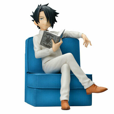 3pc//Set Anime The Promised Neverland Emma Sofa Emma Norman Ray PVC Figure New