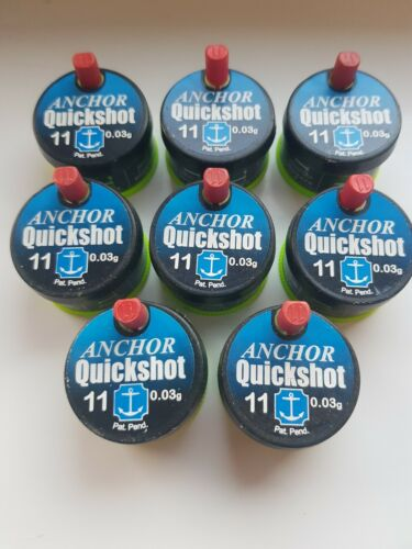 Premium Quick Shot//Split Shot taille 11 Shot 0.03 G