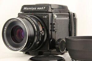 Optics N. Nuovo di zecca Mamiya RB67 Pro S + SEKOR C 90mm f/3.8 + 120 Filmback dal Giappone