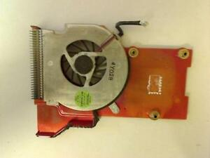 CPU RADIATORE 1 t40 IBM FAN VENTOLA 2373 ThinkPad CCW4wxPrn