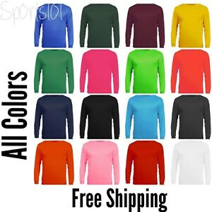 C2-Sport-Performance-Dri-Fit-Long-Sleeve-Tshirt-5104-Adult-Men-S-3XL