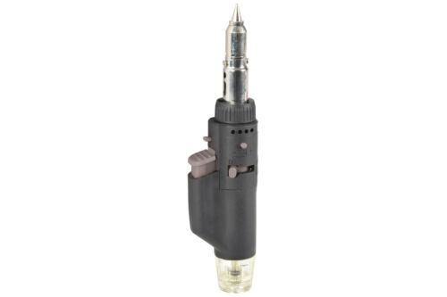 Gas Blow Torch Soldering Iron Gun Refillable Butane Welding Pen Tool Cordless