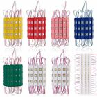 20pcs 5630 3LED SMD Module Injection Waterproof LED Strip Light DC 12V