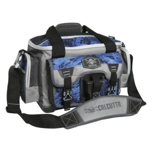 NEW Calcutta 3700 Squall Camo Tackle Bag w// 4 trays Pryml Camo CSCTC3700