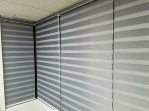 New Zebra Shades / Twilight Sheer Shades now Available Online from OriginalBlinds.com Greater Vancouver Area Preview