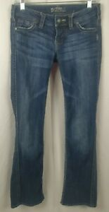 81d4afeb Silver Jeans Frances 18