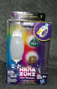 Hasbro Hana Zuki Full Of Treasures Moodgleam Bluetooth Wearable Bracelet New
