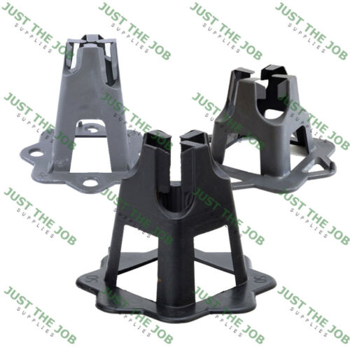 Reinforcing Mesh Fix Spacers Concrete Supports ~ 40//50 65//75 90//100mm Gradeplate