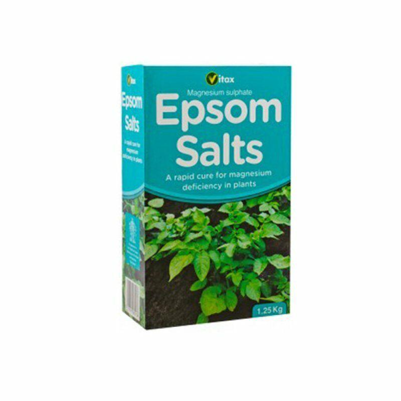 6ES126 Vitax Epsom Salts 1.25 Kg