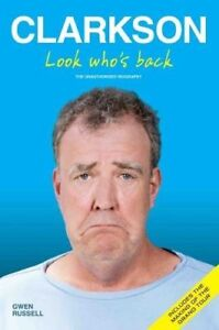 Clarkson-Look-Who-039-s-Back-Gwen-Russell-New-condition-Book