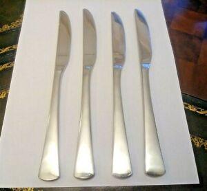 Lot of 4 Oneida AMERICAN ARTISTRY Dinner Steak Knives 9