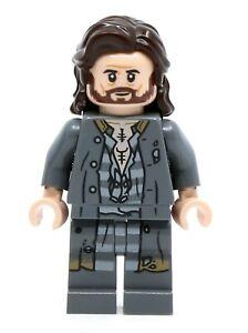 NEW LEGO SIRIUS BLACK MINIFIG harry potter figure minifigure 75945 azkaban wand
