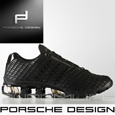 Adidas Porsche Design Bounce SPORT LIMITED S3 Mens Shoes BLACK UK 8.5 S81207 NEW | eBay