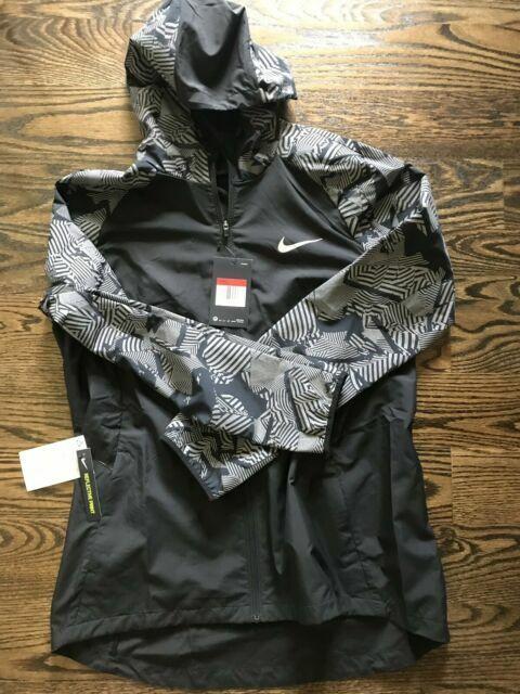 nike reflective jacket