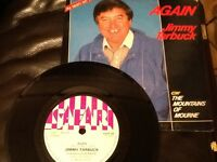 JIMMY TARBUCK . AGAIN  / THE MOUNTAINS OF MOURNE . 1985 . ( LIVERPOOL COMEDIAN )