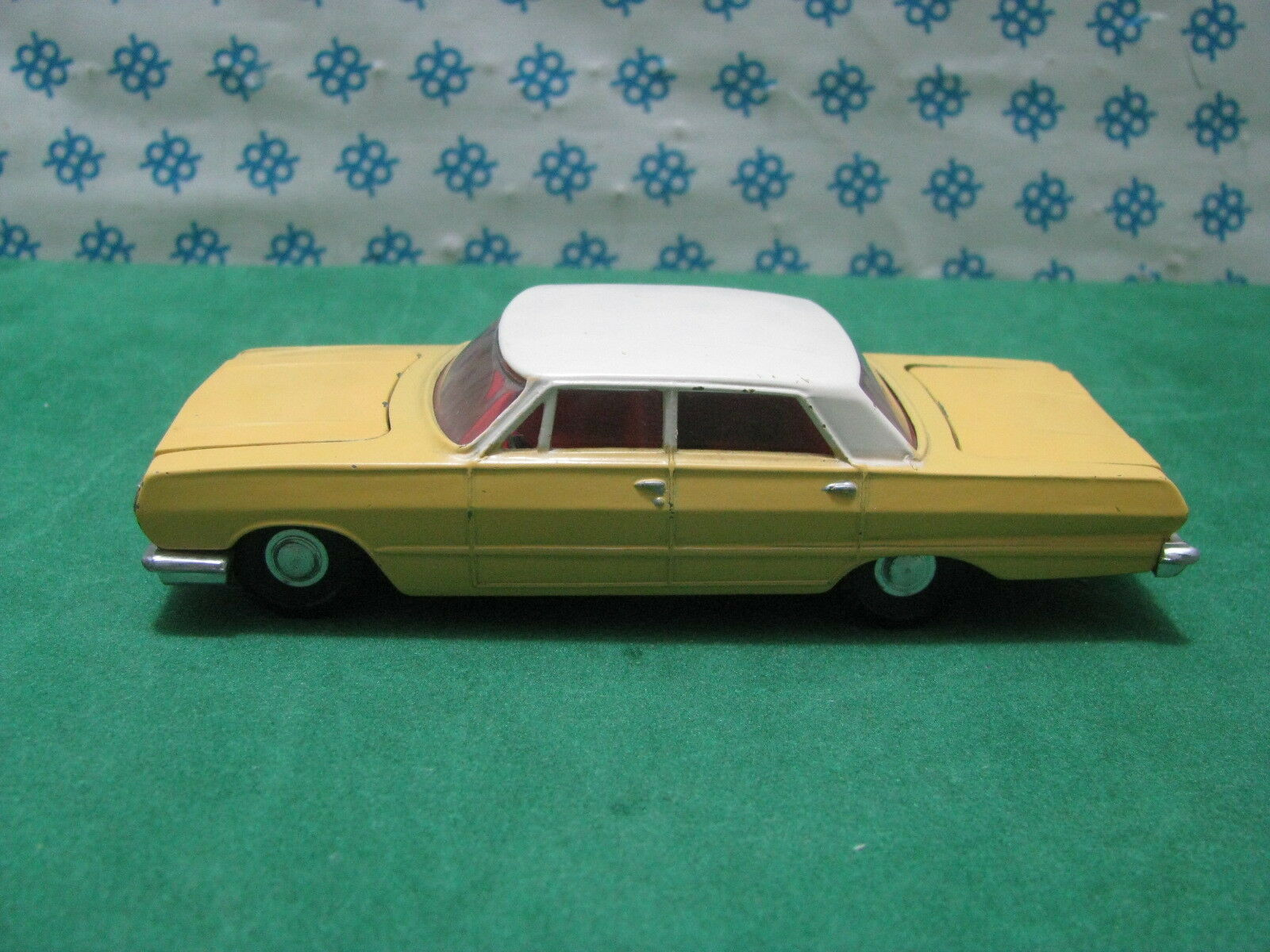 Seltene Jahr Hong Kong Dinky Spielzeugs 57 003 - Chevrolet Impala - Vnm