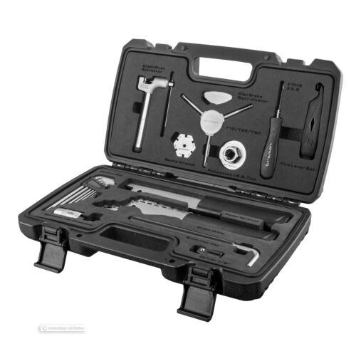 Birzman ESSENTIAL TOOL BOX 13 Piece Portable Bicycle Tool Kit BM17-ESSENTIAL-BOX
