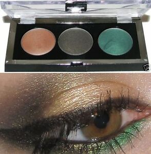 Maybelline-EyeStudio-Color-Gleam-Cream-Eye-Shadow-Trio-Green-Sparkle-NEW