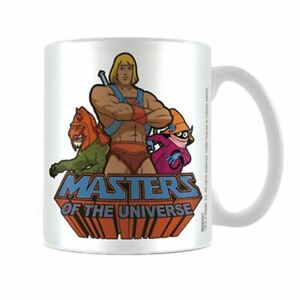 Masters-of-The-Universe-He-Man-I-Have-The-Power-Coffee-Mug-Tea-Cup-Boxed