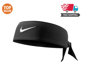 Nike-Official-Dri-Fit-3-0-Training-Head-Tie-Authentic-Women-039-s-FREE-SHIPPING