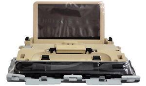 Acura MDX 2007-2009 overhead DVD LCD video entertainment display screen - tan | eBay