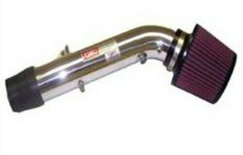 Injen IS1200P Polished Cold Air Intake for 2002-06 Subaru WRX H4 2.0L