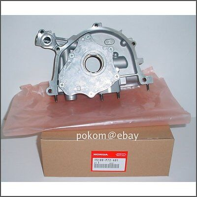 NEW OEM 96 97 98 99 00 01 SI Acura INTEGRA CR-V TYPE RB18C5 GSR B18C1 OIL PUMP
