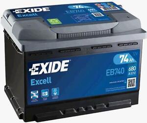 BATTERIA-PER-AUTO-EXIDE-EXCELL-EB740-74Ah-SPUNTO-680A-POLO-POSITIVO-A-DX