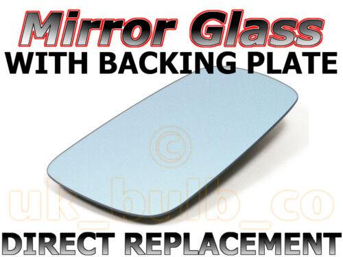 Verre Miroir Conducteur et plaque de base PEUGEOT PARTNER 09 /& GT