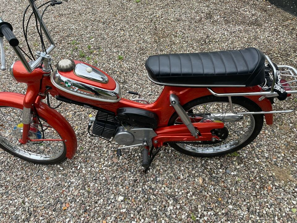 Puch Ms50 Super, 1979