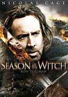 Season of The Witch 0024543755937 DVD Region 1