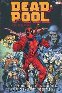 DEADPOOL-CLASSIC-OMNIBUS-HARDCOVER-VOL-01-BRAND-NEW-SEALED-125-COVER