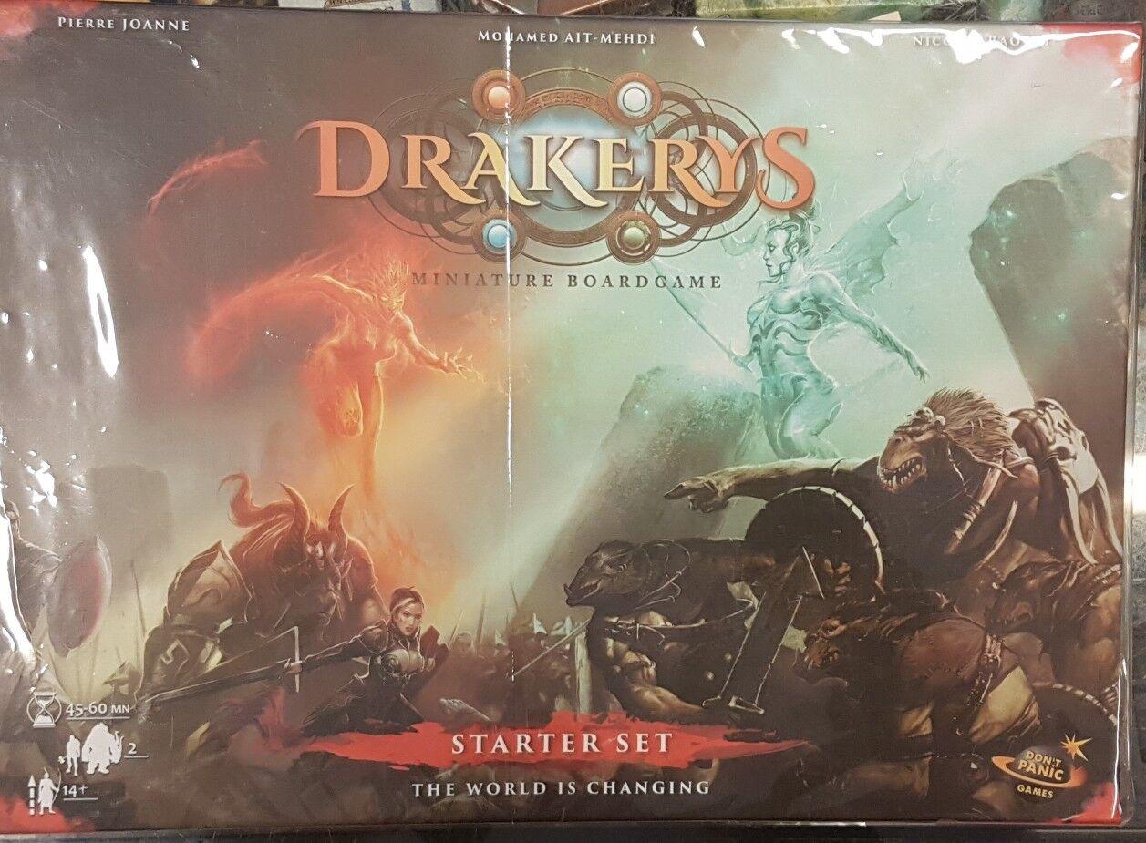 Drakerys Miniature Boardgame  Starter Set  obtenir la dernière