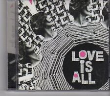 (FX652) Love Is All, Nine Times That Same Song - 2006 CD