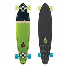 "SECTOR 9 HIGHLINE GREEN Longboard Skateboard 8.0"" x 34.5"""