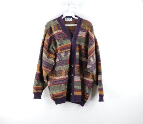 Vintage 90s Streetwear Mens Medium Coogi Style Abs