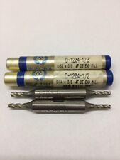 "Fastcut 5//32/"" 4 Flute SE HSS Endmill End Mill  #79401  A-28X  A28X *Made in USA"