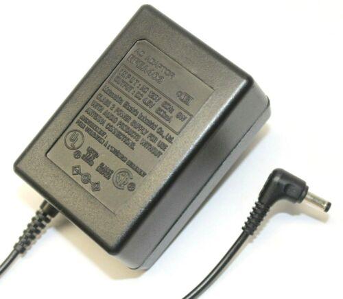 Genuine Matsushita RFEA403 Power Supply Adapter Output 4.5V 600mA AC 20V 60Hz