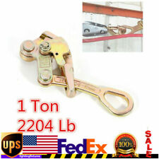 Multifunctional Cable Wire Rope Pullers Haven Grip Pulling Puller 1 Ton2204 Lb