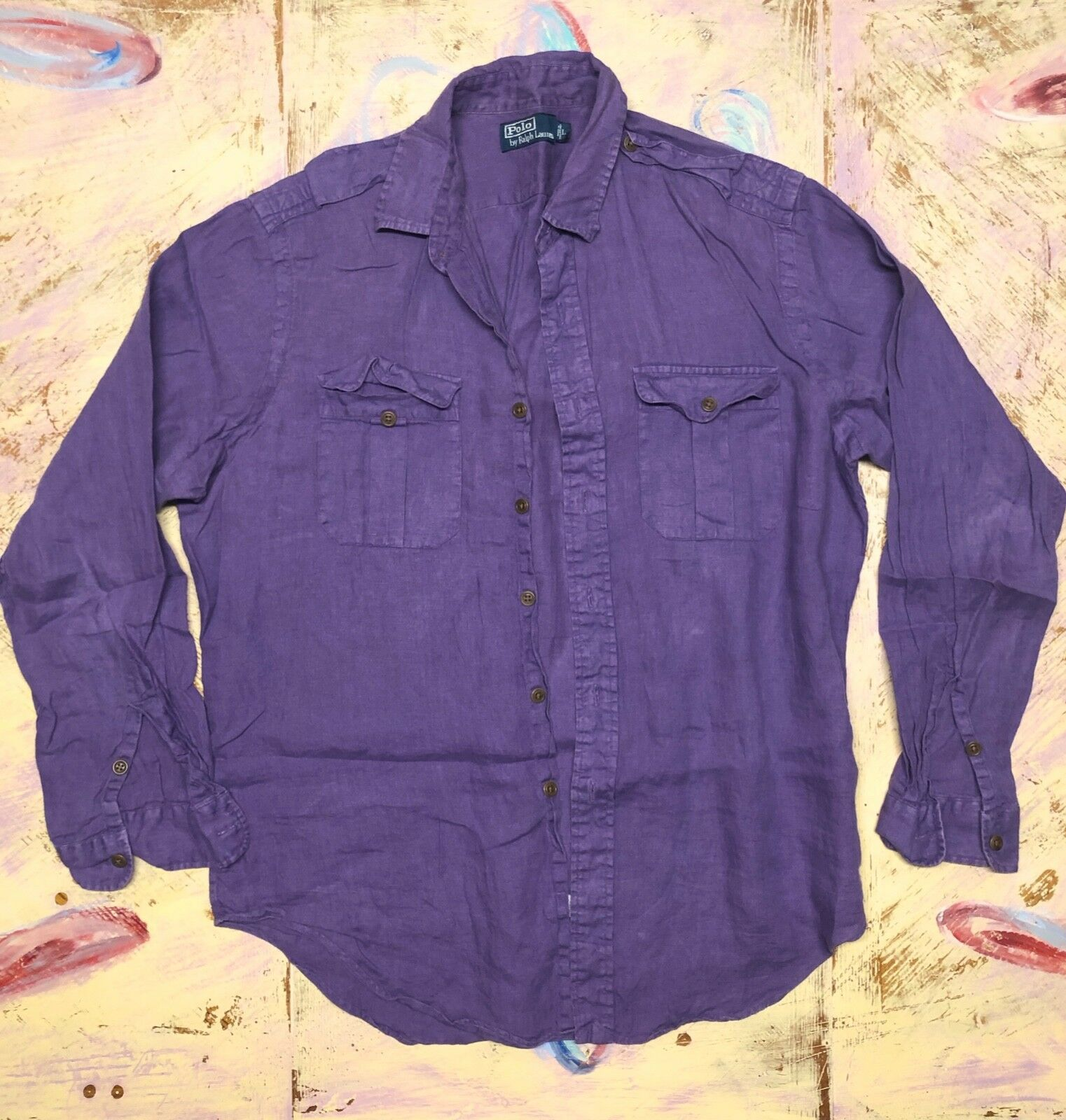 Ralph Lauren Shirt Men's size L