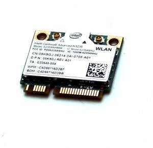Dell Latitude E6540 Series Intel 6235ANHMW Wifi Wireless