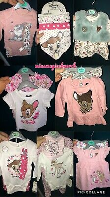 STUNNING PRIMARK DISNEY DUMBO BABY 2 PIECE SET ALL SIZES BRAND NEW IN STORE ...