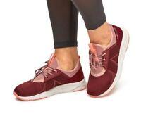 Sneakers, str. 38, Kari Traa, Bordeaux hvid