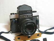 USSR - Soviet medium SLR camera KIEV-60 TTL lens Volna-3 pentacon six TL
