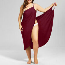 32f1ad03a5 item 4 Plus Size Women Bikini Cover Up Swimwear Beach Maxi Wrap Kaftan Sarong  Dress UK -Plus Size Women Bikini Cover Up Swimwear Beach Maxi Wrap Kaftan  ...