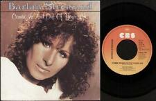 "BARBRA STREISAND Comin' In And Out Of Your Life  7"" Ps, Dutch Issue, B/W Lost In"