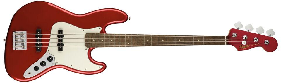 Fender SQ Contemporary Jazz Bass MRD IL